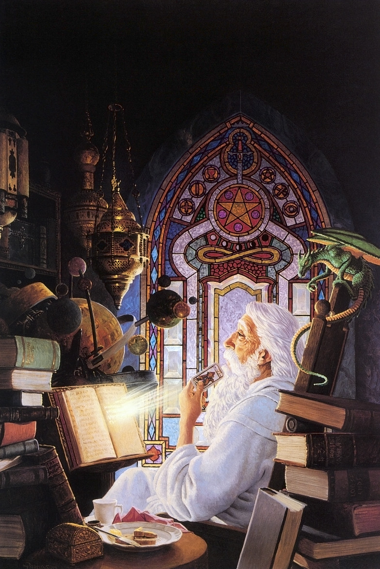 Белая магия: правила, ритуалы и заклинания - m 141